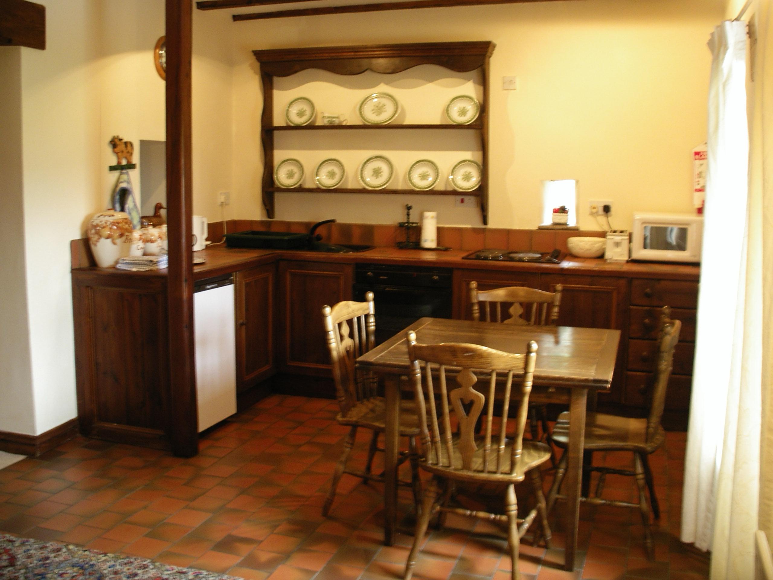 Cottage Kitchen Smithy Cottage Kitchen Area